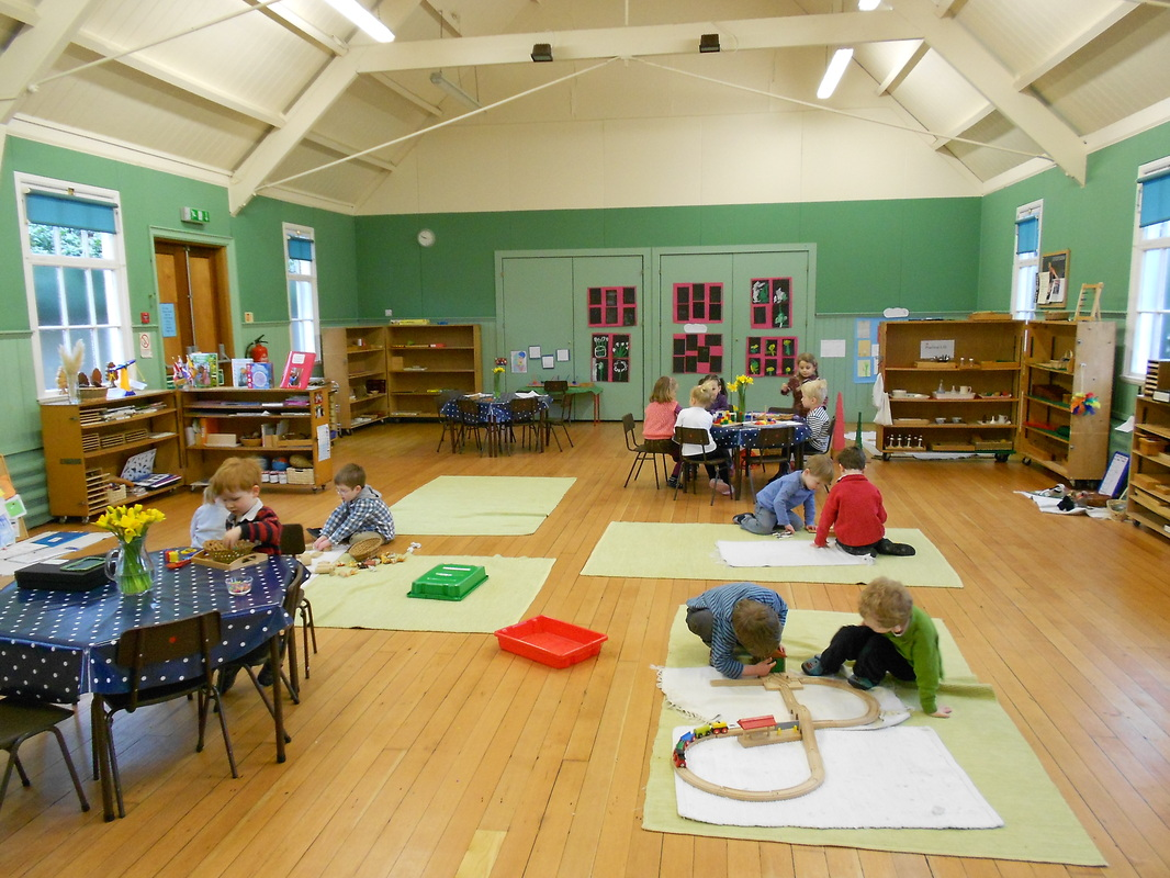 The Montessori Nursery School Murrayfield Edinburgh